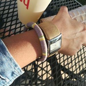 Jewelry - Leather & Cord Bracelet